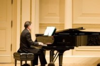 Djordje Nesic at Carnegie's Weill Hall
