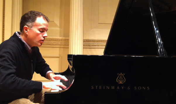 Djordje at Carnegie Hall
